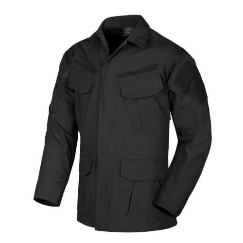Helikon-Tex SFU Next Shirt - PolyCotton Ripstop - Schwarz