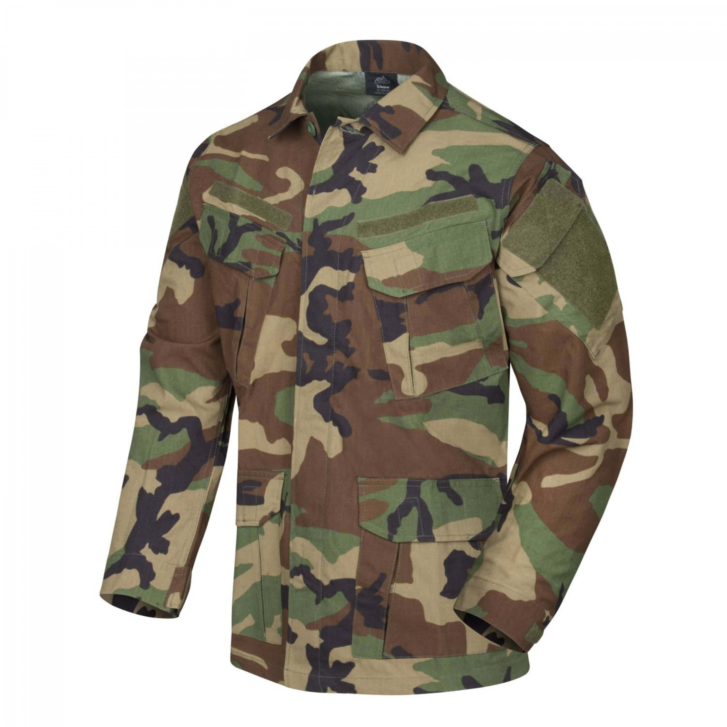 Helikon-Tex SFU Next Shirt - PolyCotton Ripstop - US Woodland