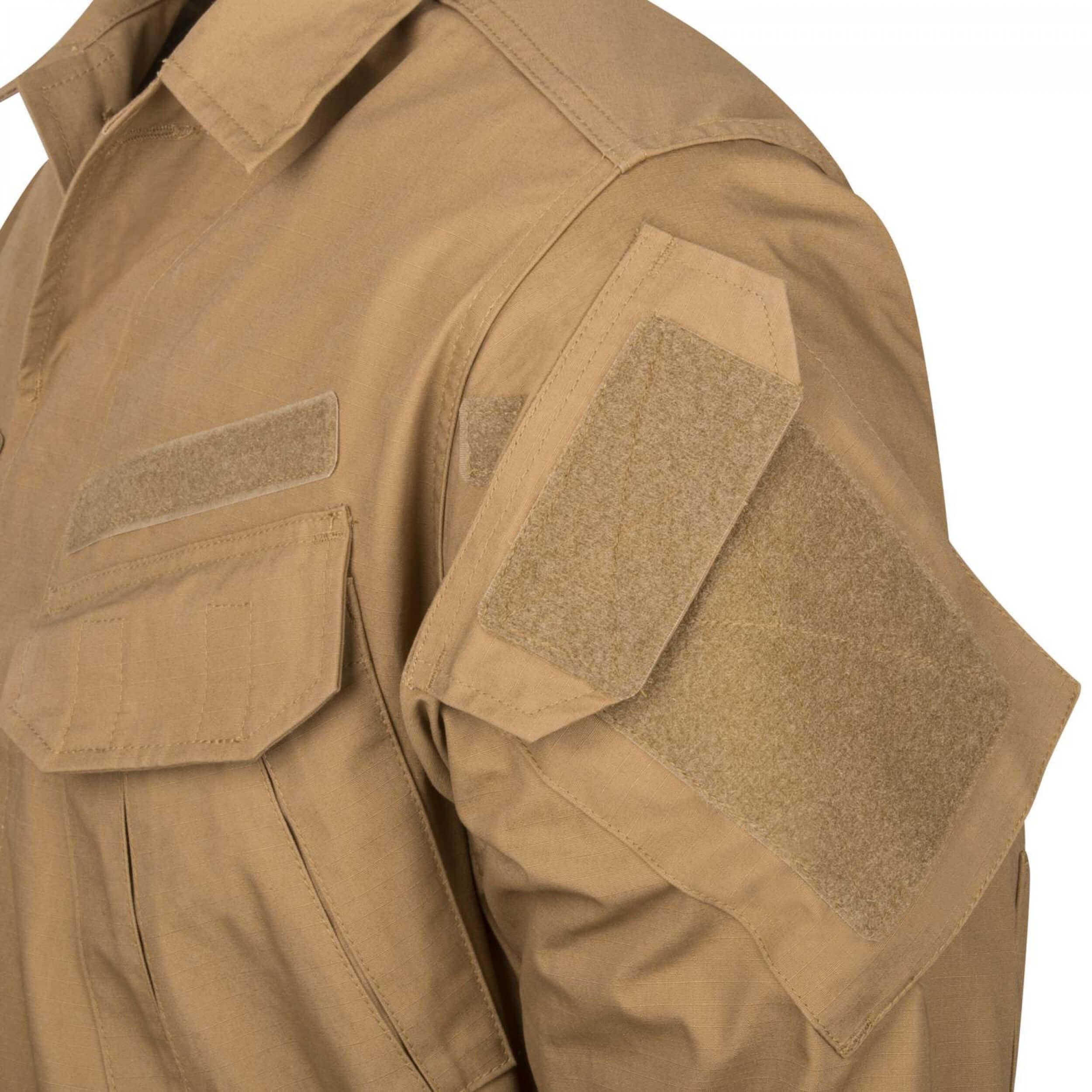 Helikon-Tex SFU Next Shirt - PolyCotton Ripstop - Shadow Grey