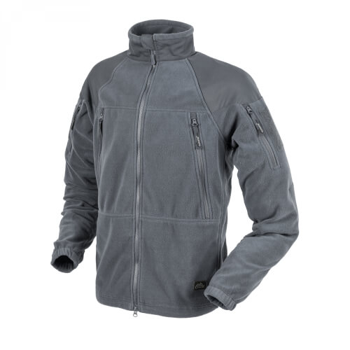 Helikon-Tex Stratus Jacke - Heavy Fleece - Shadow Grey