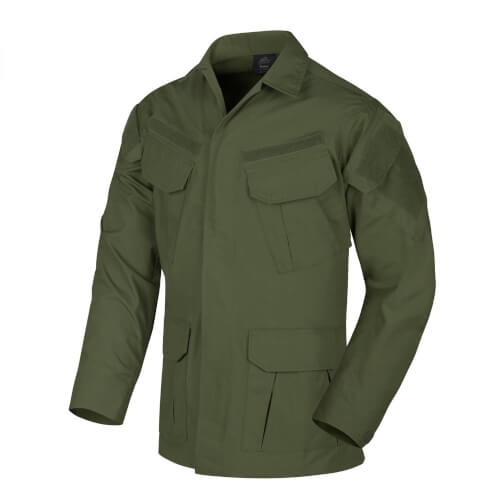 Helikon-Tex SFU Next Shirt - PolyCotton Ripstop - Olive Green