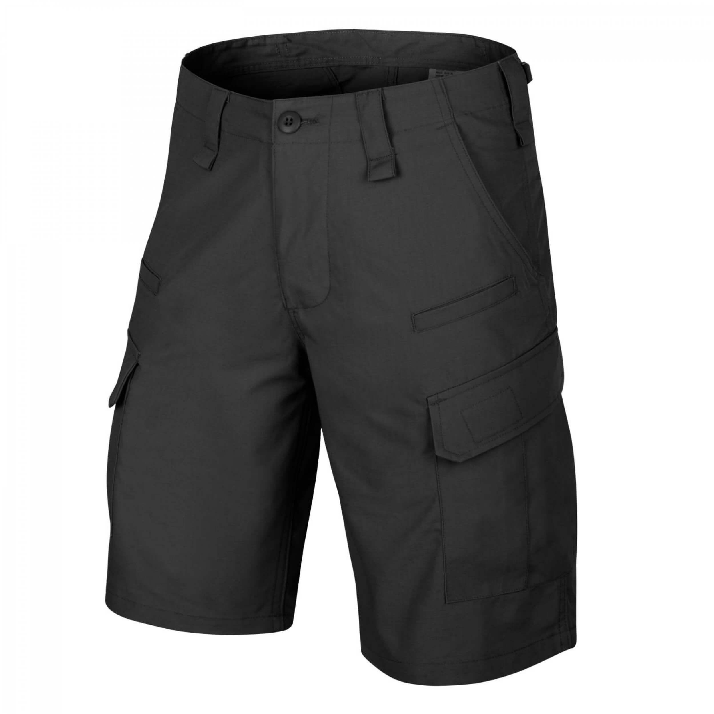 Helikon-Tex CPU Shorts - PolyCotton Ripstop - Schwarz