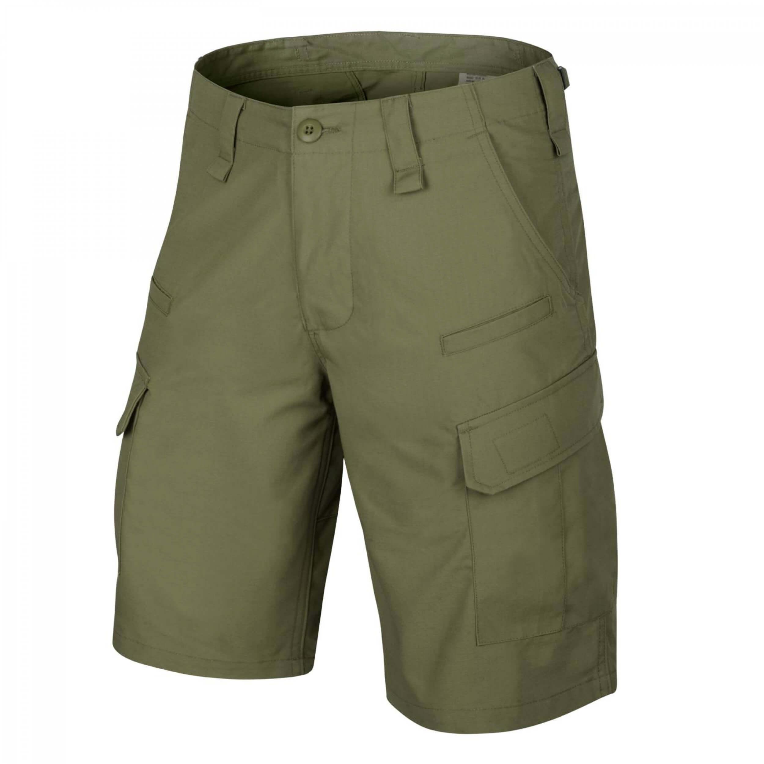 Helikon-Tex CPU Shorts - PolyCotton Ripstop - Olive Green