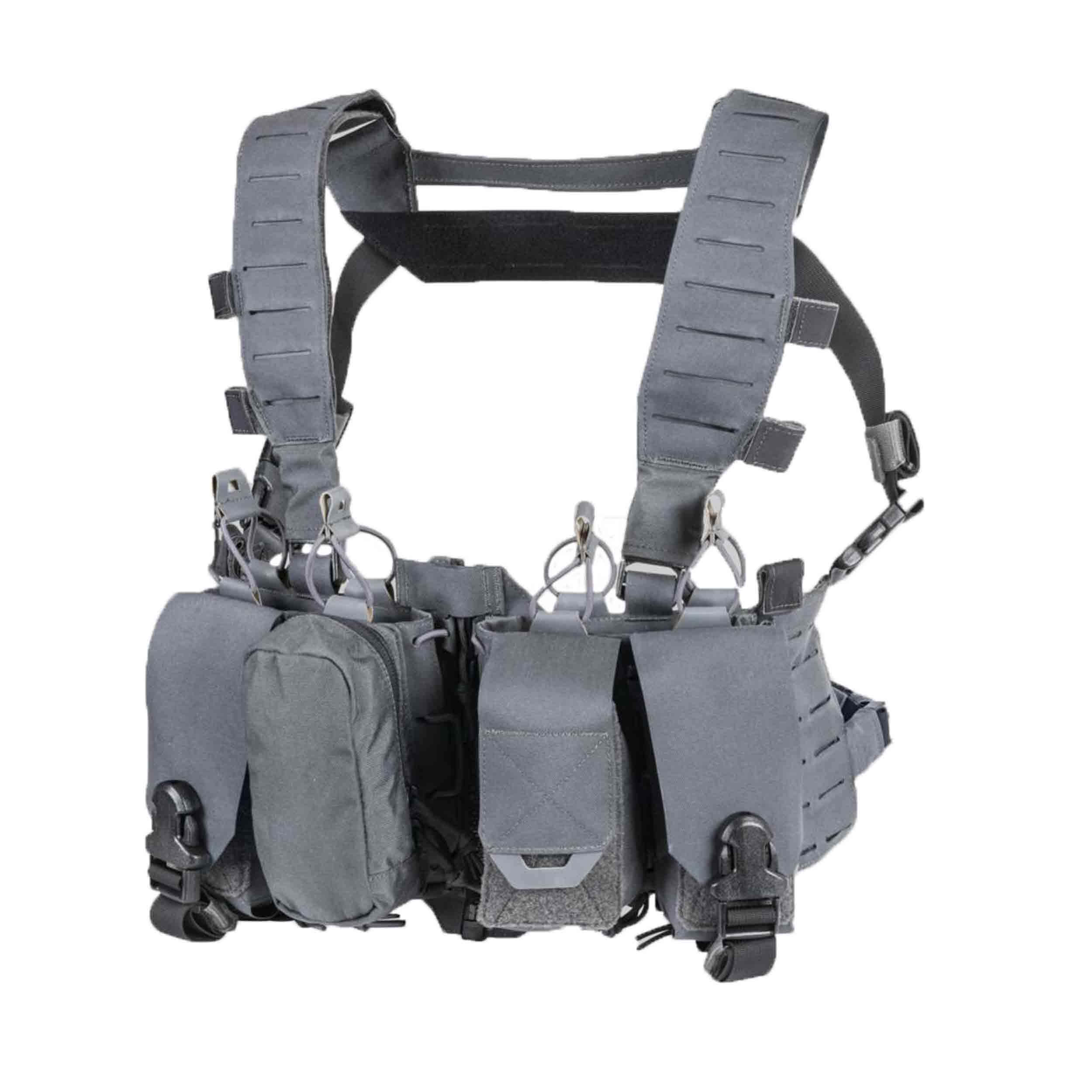 Direct Action Hurricane Hybrid Chest Rig - Cordura - Shadow Grey