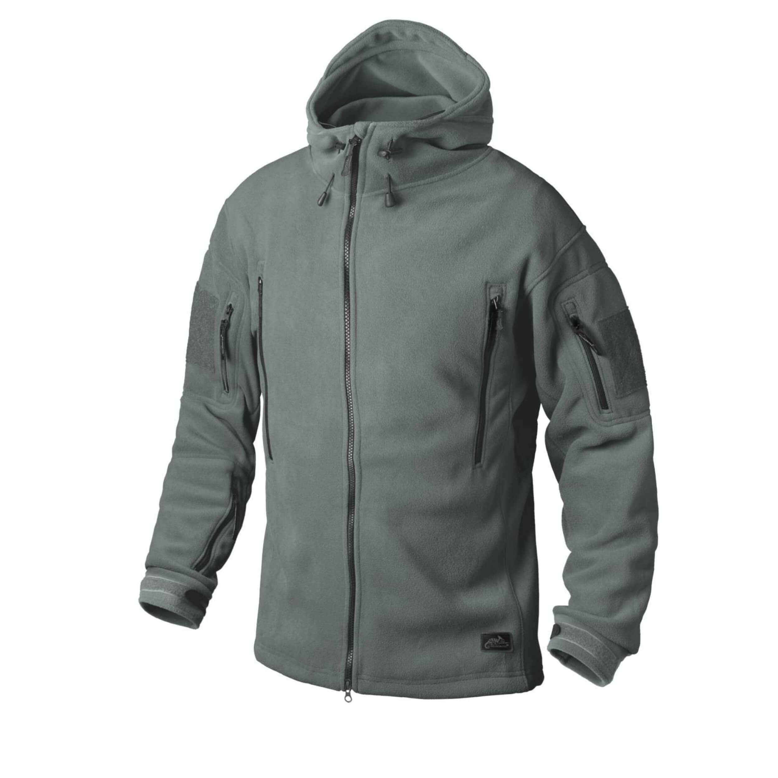 Helikon-Tex Patriot Jacke -Double Fleece- Foliage Green