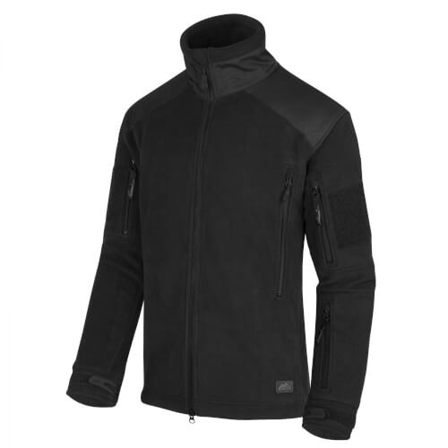 Helikon-Tex Liberty Jacke -Heavy Fleece- Schwarz