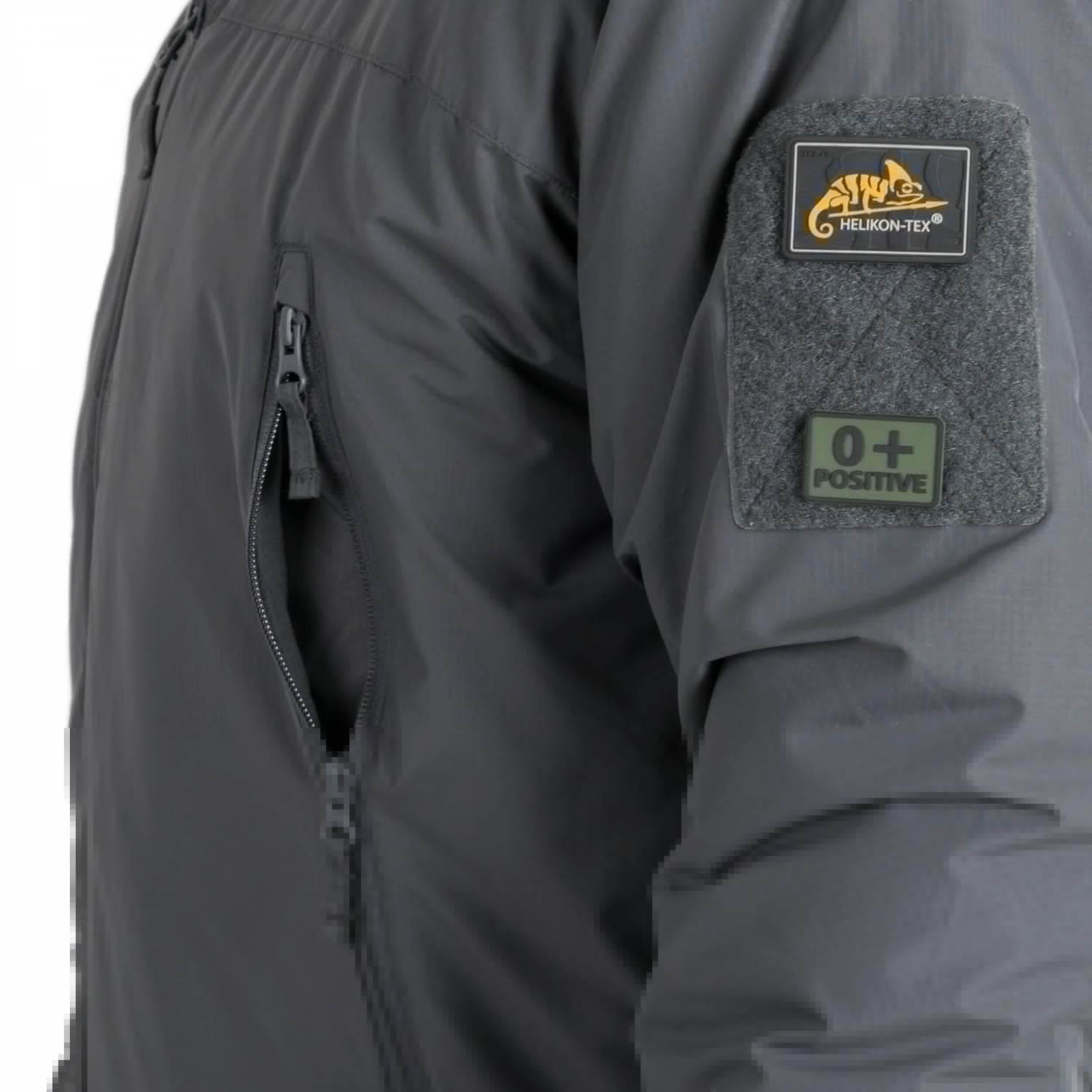 Helikon-Tex LEVEL 7 CLIMASHIELD® APEX 100g Winter Jacke Bundeswehr FLECKTARN (gb)