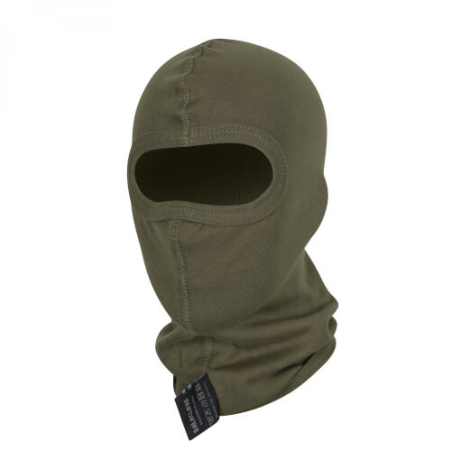 Helikon-Tex One Hole Balaclava Lightweight Olive Green