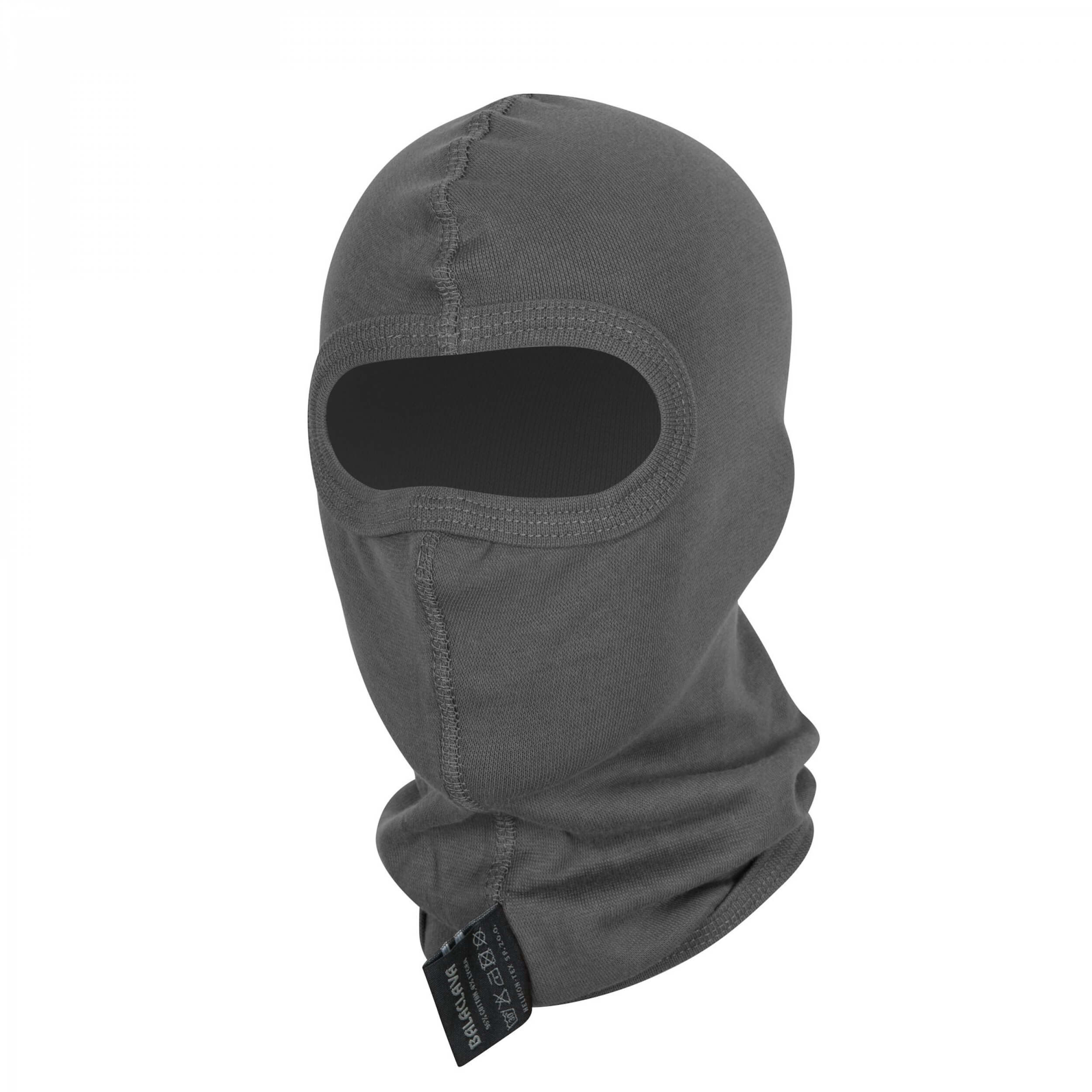 Helikon-Tex One Hole Balaclava Lightweight Shadow Grey