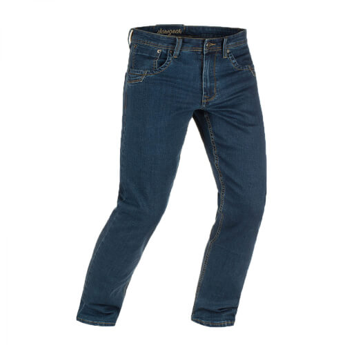 Clawgear Blue Denim Tactical Flex Jeans Sapphire